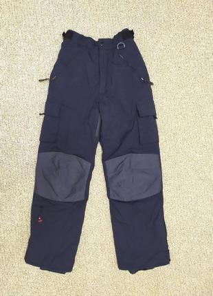 Детские лыжные штаны rodeo р. 164-170