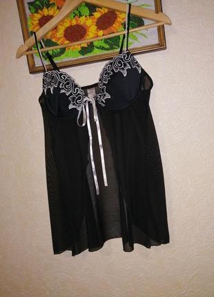Пеньюар, сорочка