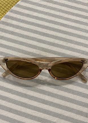Очень стильные солнцезащитные очки3 фото