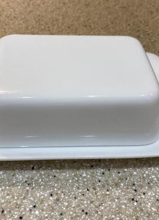 Маслёнка керамическая tescoma новая