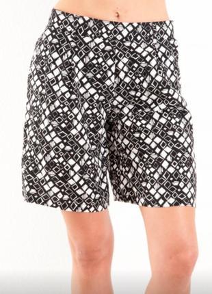 Новые женские шорты с 100% вискозы, размер м