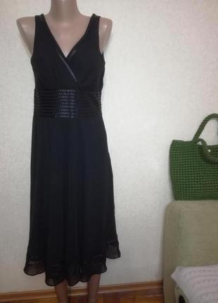 Шикарное нарядное платье на торжество, корпоратив coast, р.12