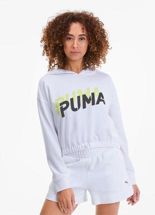 Худи puma,оригинал