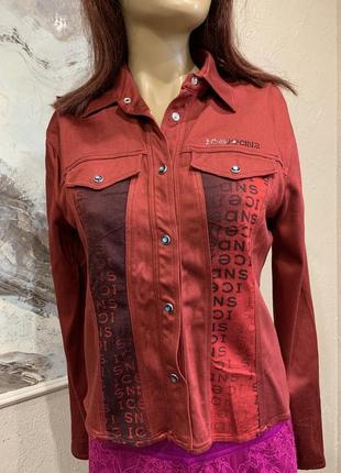 Женская кофта,блуза,рубашка iceberg jeans