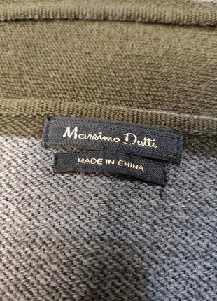 Чоловічий шарф massimo dutti