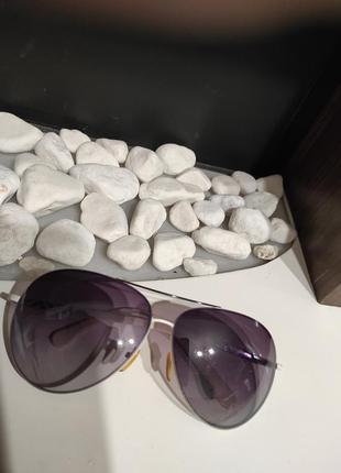 Стильные, солнцезащитные очки капли, унисекс.