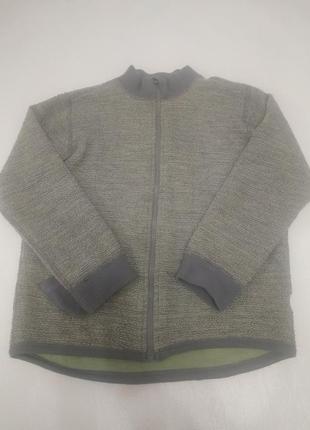 Janus кофта шерстяная 130 размер