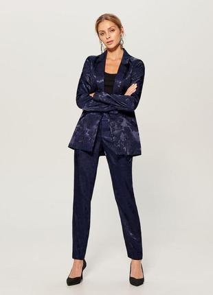 Стильный ажурный пиджак