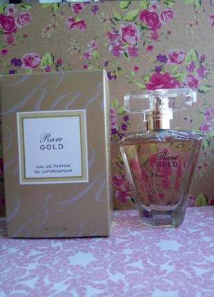 Парфумована вода avon rare gold