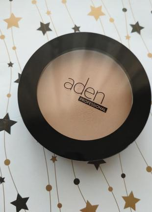 Пудра aden cosmetics silky matt compact powder №05