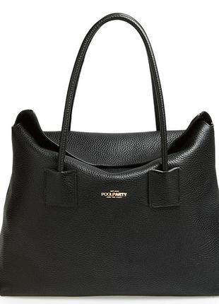 Женская кожаная сумка poolparty sense