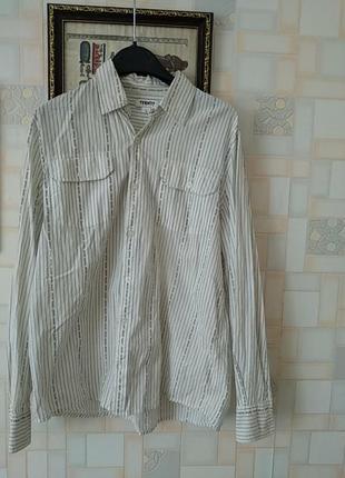 Рубашка фирмы termit.оригинал.l-ка.