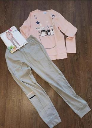 Пижама женская с брюками, пижама турецкая,,брючная пижама, шикарная пижама