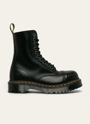 Кожанные ботинки dr.martens