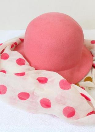 H&m шляпа панама шерсть