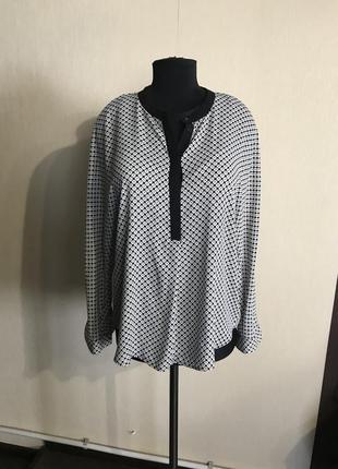Рубашка блуза mango