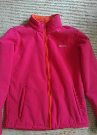 Теплая куртка для активного отдыха regatta, 14-16 лет
