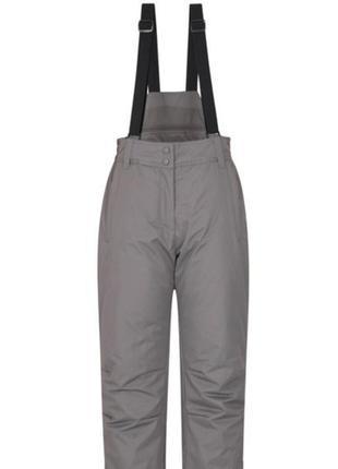 Mountain warehouse snow trousers лижні штани