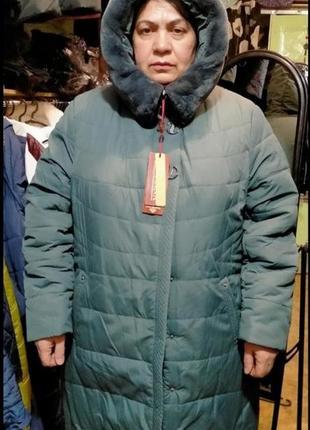 Зимняя пальто