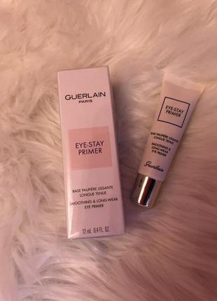 Guerlain eye-stay primer база под глаза основа под тени
