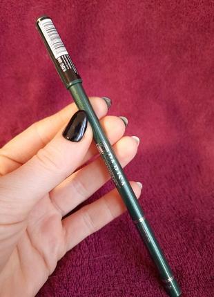 Parisa карандаш для глаз зеленый перламутр для макияжа век