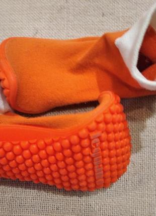 Аквашузы,носки с резиновой подошвой