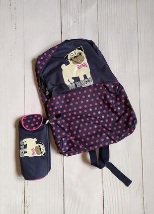 Детский рюкзак, с пенелом