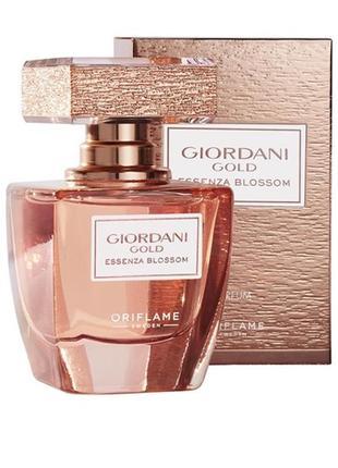 Новинка) духи giordani gold essenza blossom джордани голд блоссом код 38534 орифлейм