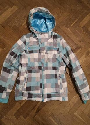 Лыжная куртка зимняя куртка курточка
