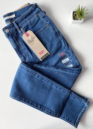 Женские джинсы levis 721