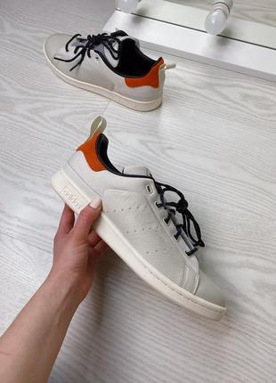 Кожаные кроссовки, кеды adidas stan smith 🧨
