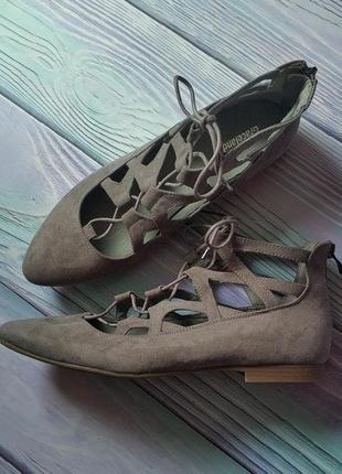 Суперстильные туфли graceland