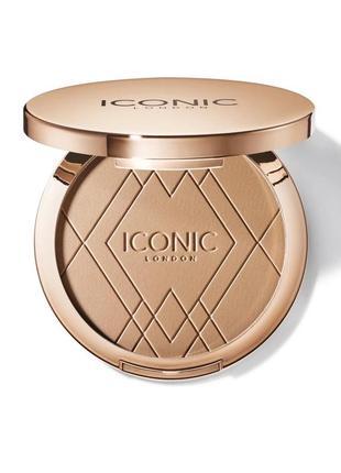 Iconic london ultimate bronzing powder light 17g