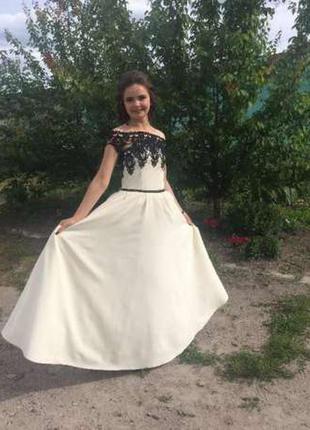 Платье на выпускной,свадьбу,вечеринку