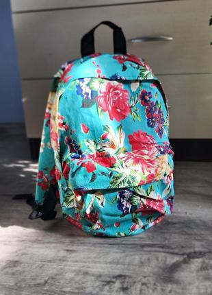 Милый весенний рюкзак