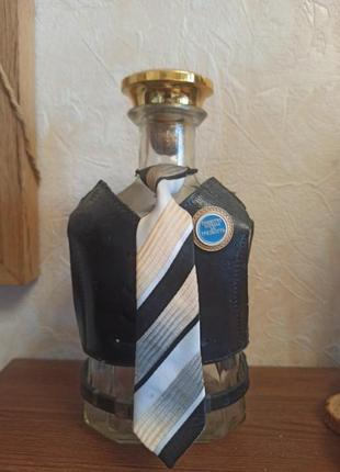 Бутылка для барного декора