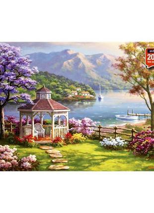 Пазл anatolian хрустальное озеро 2000 элементов пазлы