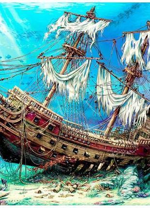Пазл anatolian затонувший корабль 1500 элементов пазлы