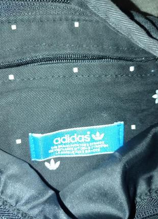 Джинсовая сумка adidas5 фото