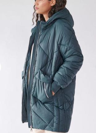 Новая стильная куртка пуховик sinsay