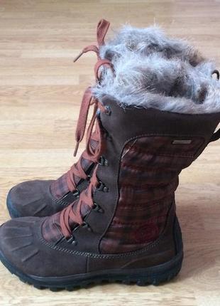 Зимние ботинки timberland 39 размера оригинал в идеальном состоянии