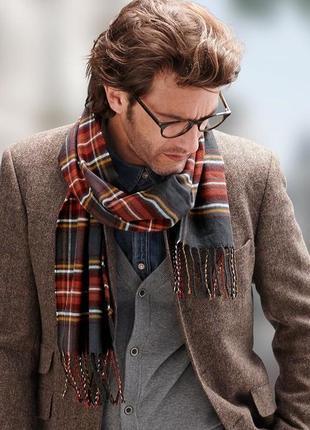 Фирменный шарф от tcm tchibo.германия.оригинал.