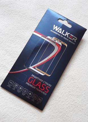 Новое защитное стекло walker 2.5d для samsung galaxy j7 j710 2016