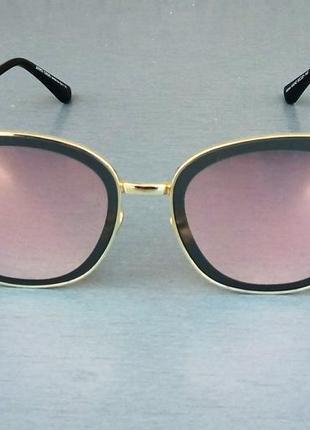 Jimmy choo очки женские солнцезащитные розовые зеркальные