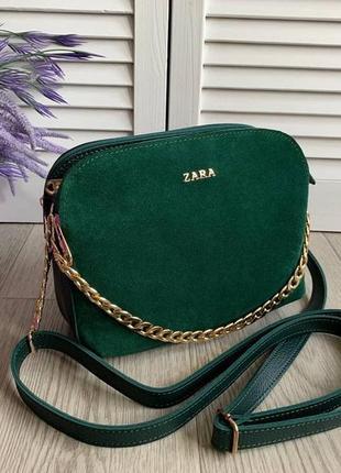 Хит продаж сумочка клачт зеленая