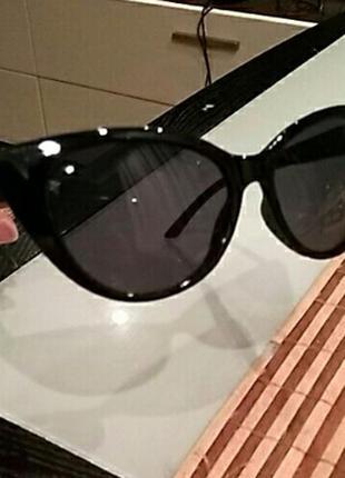Солнцезащитные очки кошки кошачий глаз