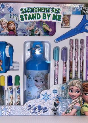 Детский подарочный набор «frozen»