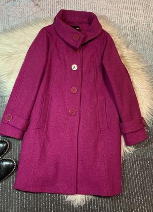 Стильное пальто размер xl