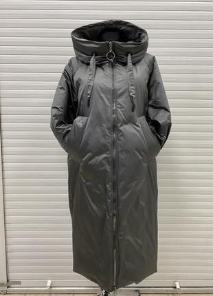 Женское зимнее пальто mishele