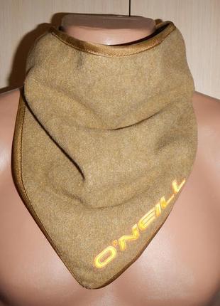 Баф манишка шарф флис oneill